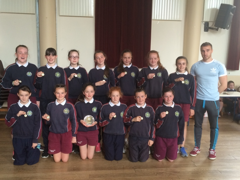 Football Medal Presentation 2017